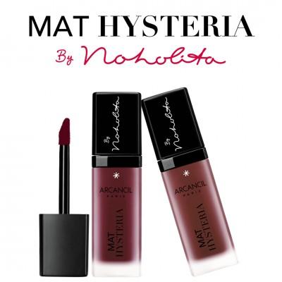 Mat Hysteria Lipgloss