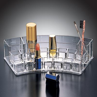 15-Space Lipstick,Nail Polish Holder