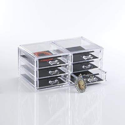 6-Drawer Jewelry Box