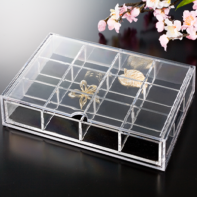 STACKABLE JEWELRY BOX -  F1604