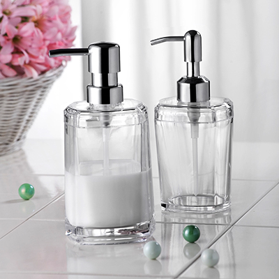 Aqua Liquid Soap Dispenser-Medium