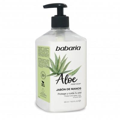 BABARIA HAND SOAP ALOE VERA -31230