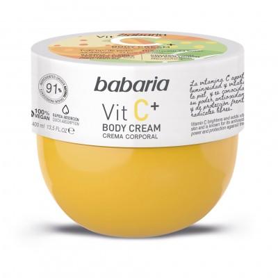 BABARIA BODY CREAM VITAMIN C+ -31733