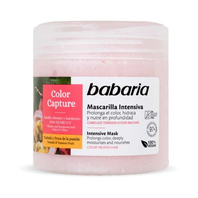 BABARIA INTENSIVE MASK. COLOR CAPTURE