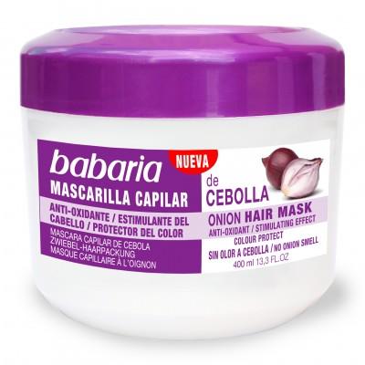BABARIA ONION HAIR MASK/31539