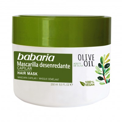 BABARIA  HAIR MASK OLIVE OIL/31527