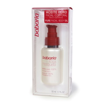BABARIA ROSEHIP FACE PURE OIL 50/31603