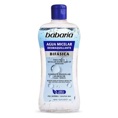 BABARIA  AGUA MICELAR BIFASICA/31645