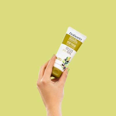 BABARIA HAND CREAM WITH OLIVE OIL- 75ML