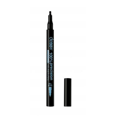 DEBBY 100% Precision Waterproof Eyeliner Pen- Dot Tip