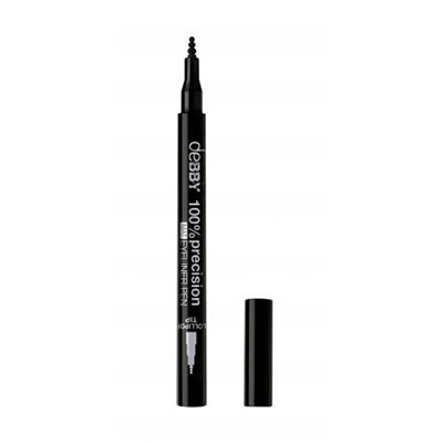 Debby 100% Precision Mat Eyeliner Pen- Lollipop Tip