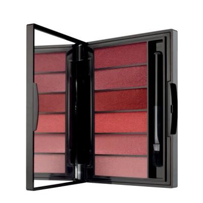 DEBORAH My Best Atomic Red Mat Lips Palette