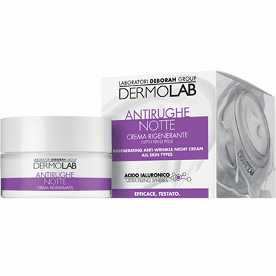 DERMOLAB REGENERATING ANTIWRINKLE NIGHT CREAM (50ML)