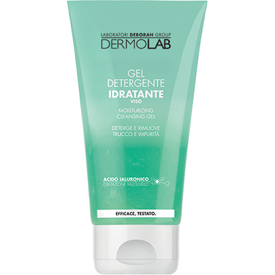 DERMOLAB MOISTURIZING CLEANSING GEL MOISTURIZER (150ML)