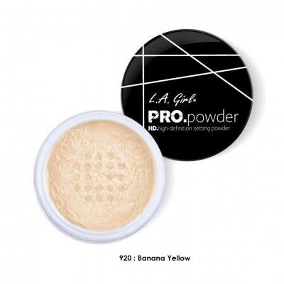 LA Girl HD PRO Setting Powder