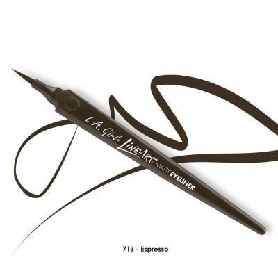 LA Girl Line Art Matte Eyeliner