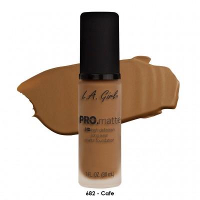 LA GIRL Pro Matte HD Long Wear Matte FOundation