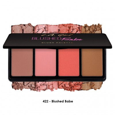 Fanatic Blush & Highlighting Palette