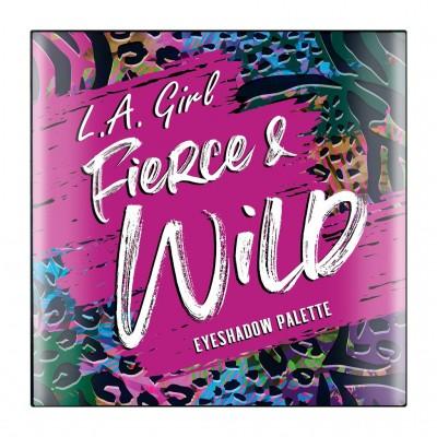 LA GIRL FIERCE AND WILD EYESHADOW