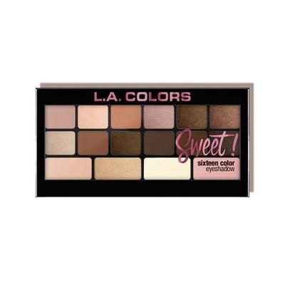 LA COLORS Sweet! 16 Color Eyeshadow