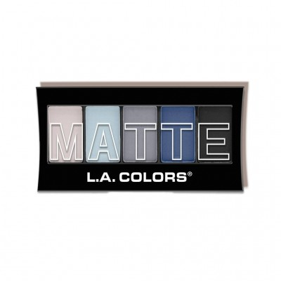 5 Color Matte Eyeshadow