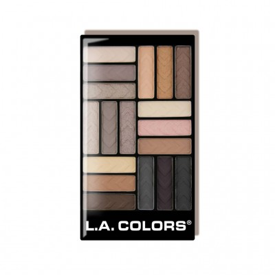 18 Color Eyeshadow Palette