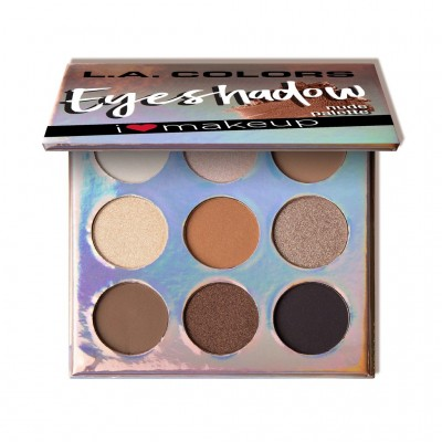 I HEART EYESHADOW BOOKLET
