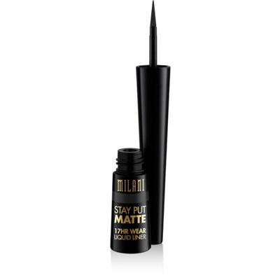 Stay put Matte 17HR Wear liquid Eyeliner