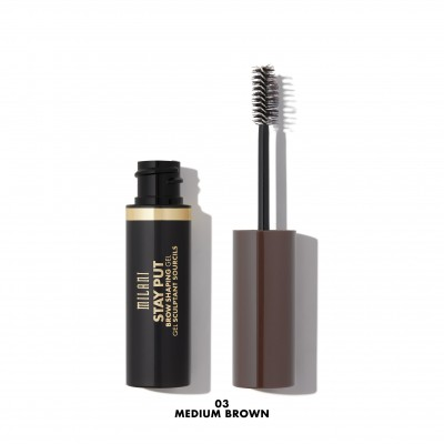 STAY PUT BROW SHAPING GEL