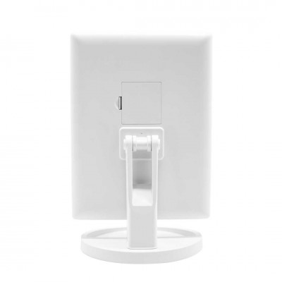 TOUCH SCREEN CONTROL LED LIGHTED DESKTOP MAKEUP MIRROR