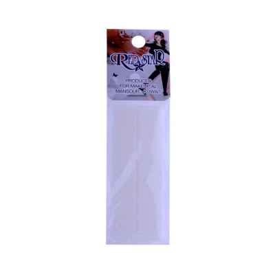 RED STAR NAIL TIP ADHESIVE GLUE STICKY