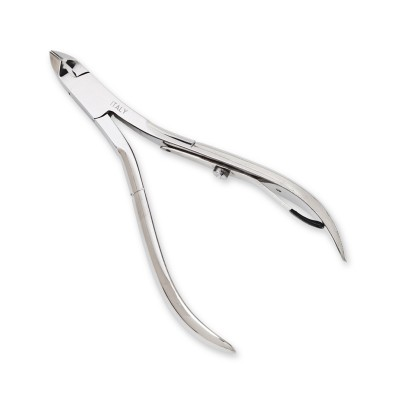 "4"" CUTICLE NIPPER- 1/2 JAW STAINLESS2401N"