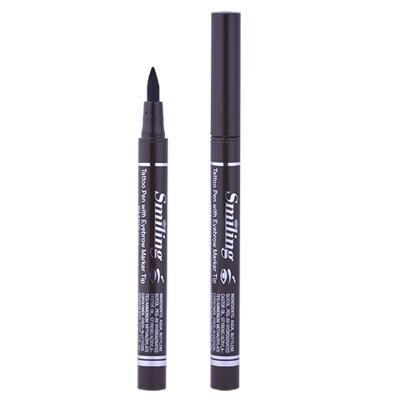 SMILING Eyebrow Marker Tip Pen